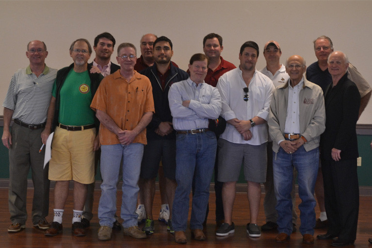 2014 Founder's Day Group